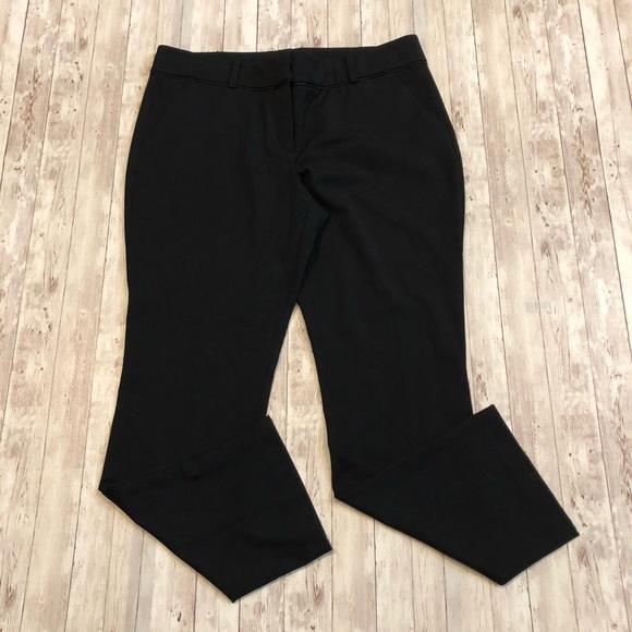 New York Company Pants Jumpsuits Ny Co 7th Avenue Design Studio Black Pants Poshmark